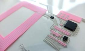 Plastic electronics maakt het werk mogelijk