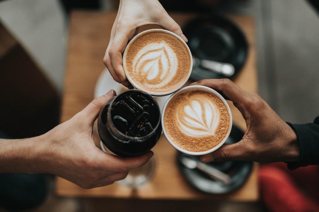 Een lekkere kop koffie
