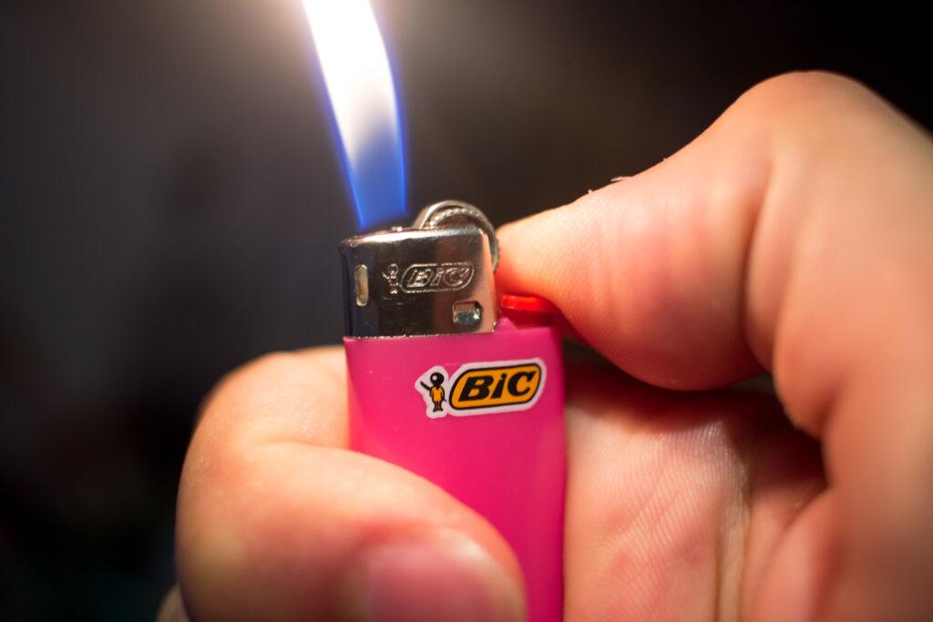 bic aanstekers